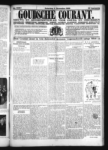 Goudsche Courant 1936-12-05