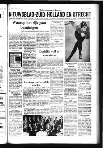 Schoonhovensche Courant 1971-03-01