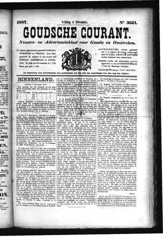 Goudsche Courant 1887-11-04