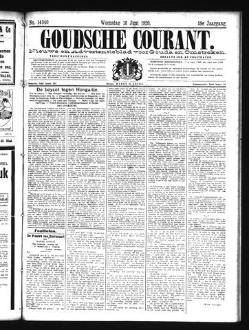 Goudsche Courant 1920-06-16