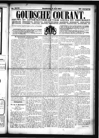 Goudsche Courant 1927-06-09