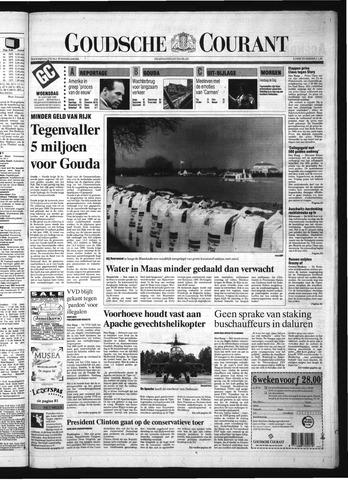 Goudsche Courant 1995-01-25