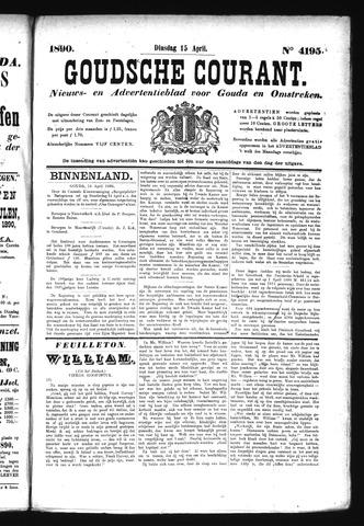 Goudsche Courant 1890-04-15