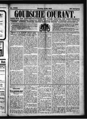 Goudsche Courant 1923-05-08
