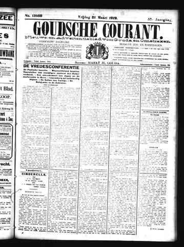Goudsche Courant 1919-03-21