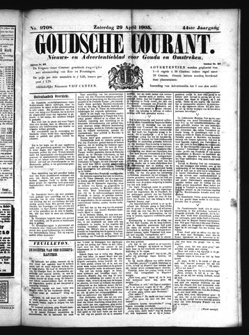 Goudsche Courant 1905-04-29