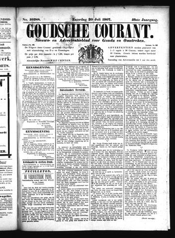 Goudsche Courant 1907-07-20