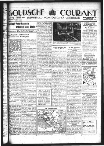 Goudsche Courant 1942-10-07