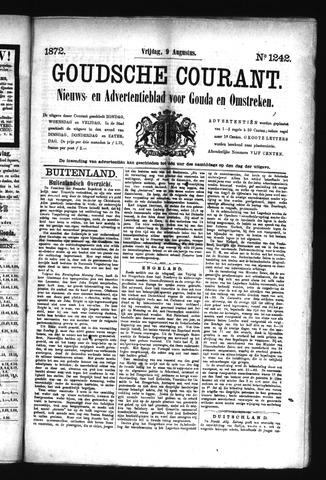 Goudsche Courant 1872-08-09