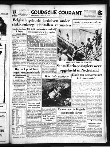 Goudsche Courant 1961-02-04