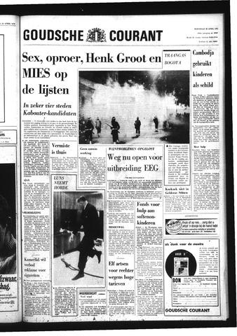 Goudsche Courant 1970-04-22