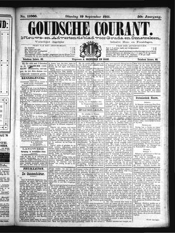 Goudsche Courant 1911-09-19