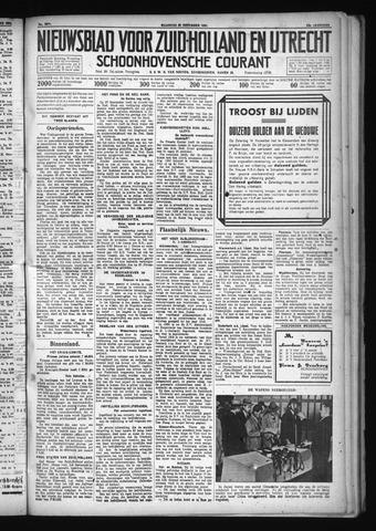 Schoonhovensche Courant 1931-11-30