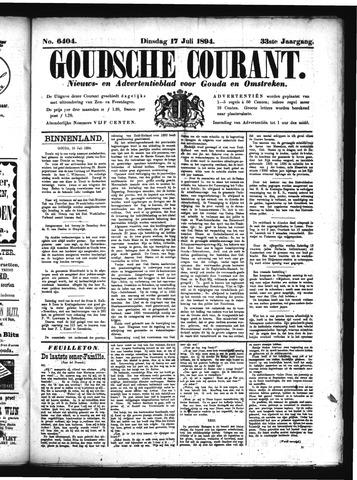 Goudsche Courant 1894-07-17