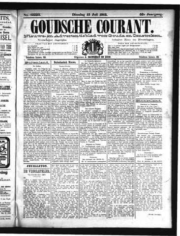 Goudsche Courant 1913-07-15