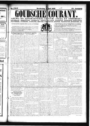 Goudsche Courant 1929-04-11
