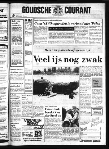 Goudsche Courant 1982-01-11