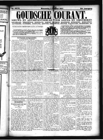 Goudsche Courant 1927-10-05