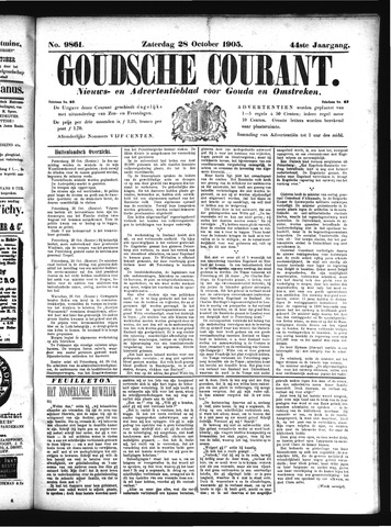 Goudsche Courant 1905-10-28