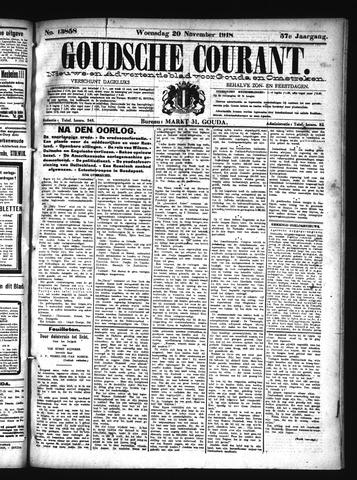 Goudsche Courant 1919-01-20