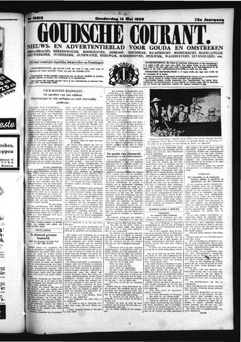 Goudsche Courant 1936-05-14