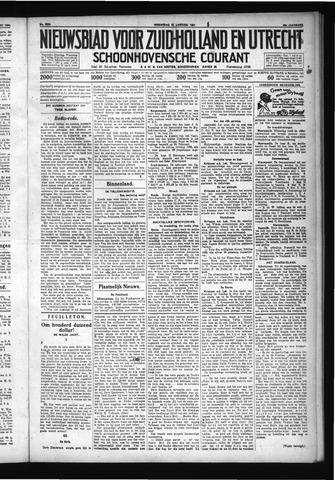Schoonhovensche Courant 1931-01-21