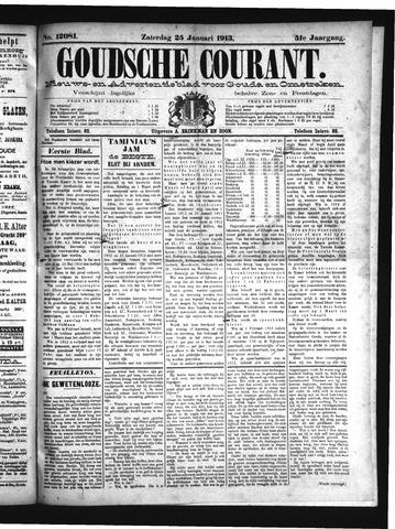 Goudsche Courant 1913-01-25