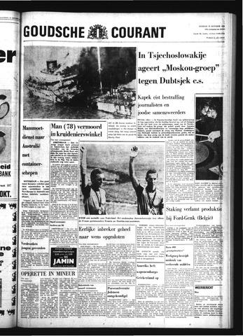 Goudsche Courant 1968-10-22