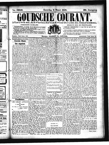 Goudsche Courant 1918-03-09