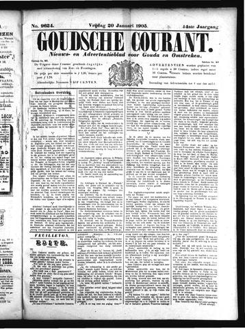 Goudsche Courant 1905-01-20