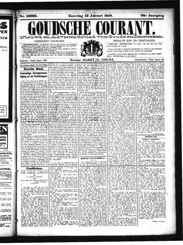 Goudsche Courant 1918-01-12