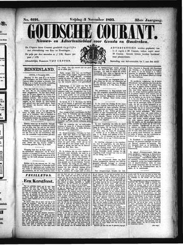 Goudsche Courant 1893-11-03