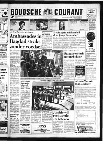 Goudsche Courant 1990-09-27