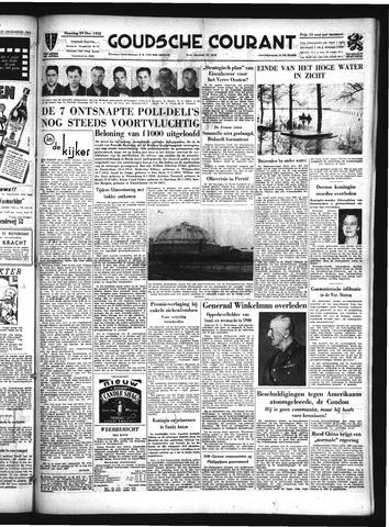 Goudsche Courant 1952-12-29