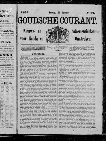 Goudsche Courant 1862-10-26