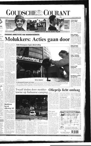 Goudsche Courant 2000-09-11