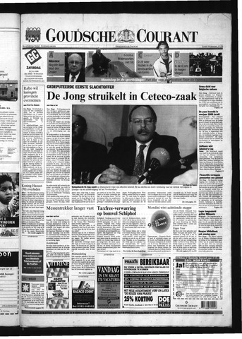 Goudsche Courant 1999-07-24