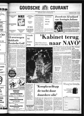 Goudsche Courant 1979-12-19