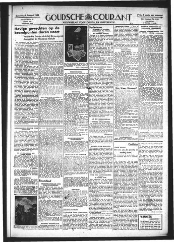 Goudsche Courant 1944-01-08