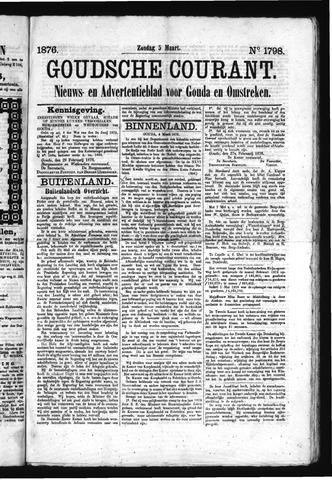 Goudsche Courant 1876-03-05