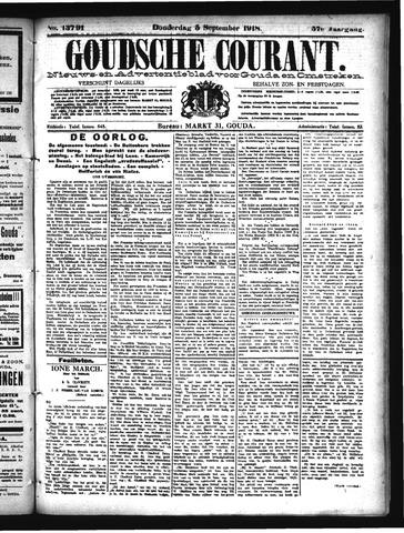 Goudsche Courant 1918-09-05