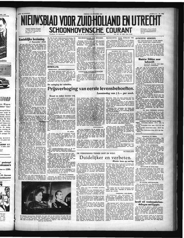 Schoonhovensche Courant 1948-10-29