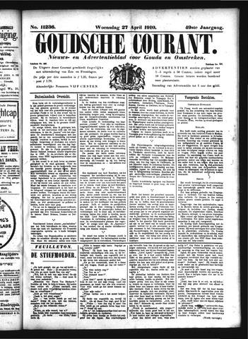 Goudsche Courant 1910-04-27