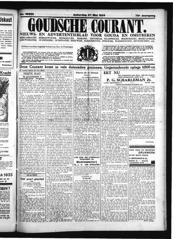 Goudsche Courant 1933-05-27