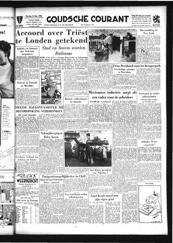 Goudsche Courant 1954-10-05