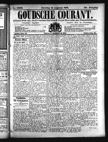 Goudsche Courant 1916-08-12