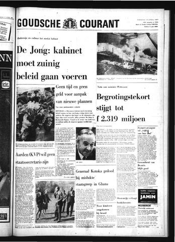 Goudsche Courant 1967-04-18