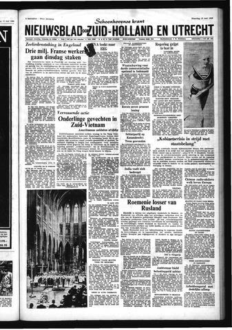 Schoonhovensche Courant 1966-05-16