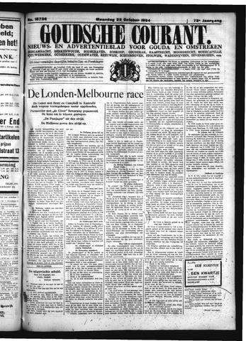 Goudsche Courant 1934-10-22
