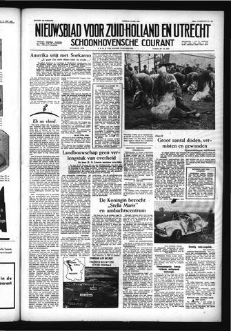 Schoonhovensche Courant 1956-05-18
